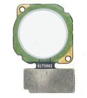 Fingerprint + Flex für (RNE-L01), (RNE-L21) Huawei Mate 10 Lite - white