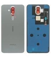 Battery Cover für TA-1119 Nokia 8.1 - steel
