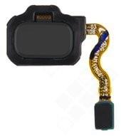 Fingerprint Sensor für G950F, G955F Samsung Galaxy S8, Galaxy S8+ - midnight black