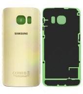 Battery Cover für G925F Samsung Galaxy S6 Edge - gold