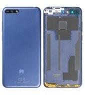 Battery Cover für ATU-LX3, L11, L21, L22 Huawei Y6 (2018) - blue