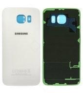 Battery Cover für G920F Samsung Galaxy S6 - white