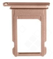 Sim tray für Apple iPhone 7 - rose-gold