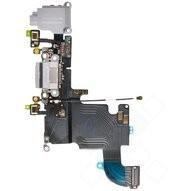 Charging Port + Audio Jack + Microphone + Flex für Apple iPhone 6s Plus - space grey