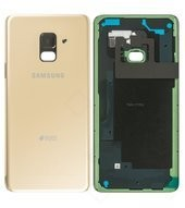 Battery Cover für A530F Samsung Galaxy A8 (2018) Duos - gold