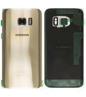 Battery Cover für G930F Samsung Galaxy S7 - gold