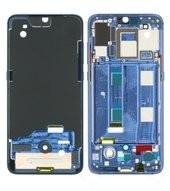Front Frame für Xiaomi Mi 9 - ocean blue