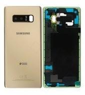 Battery Cover für N950FD Samsung Galaxy Note 8 Dual - maple gold