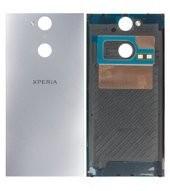 Battery Cover für H3113, H3123, H3133, H4113, H4133 Sony Xperia XA2 - silver