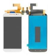 LCD + Touch für Motorola Moto G4 - white