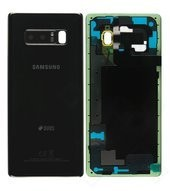 Battery Cover für N950FD Samsung Galaxy Note 8 Dual - midnight black