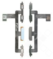 Fingerprint Sensor für I4113, I3113 Sony Xperia 10 - silver