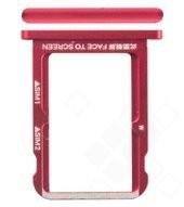 SIM Tray für Xiaomi Mi A2 - red