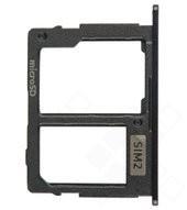 Sim / SD Tray für J730F/DS Samsung Galaxy J7 (2017) - black