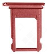 SIM Tray für Apple iPhone 7 - red