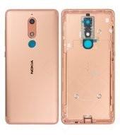 Battery Cover für TA-1075 Nokia 5.1 - copper