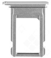 SIM Tray für Apple iPhone 7 Plus - silver