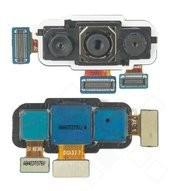 Main Camera 24MP + 8MP + 5MP für A750F Samsung Galaxy A7 (2018)