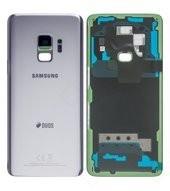 Battery Cover für G960F Samsung Galaxy S9 Duos - titanium grey