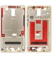 Front Frame für ALP-L09, L29 Huawei Mate 10 - pink gold bulk