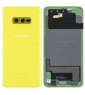 Battery Cover für G970F Samsung Galaxy S10e - canary yellow