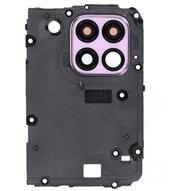Mainboard Frame + Camera Lens + Bezel für JNY-L21A Huawei P40 Lite - light pink