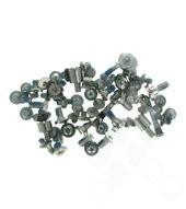 Screws Full Set für Apple iPhone 11 Pro Max - silver