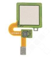 Fingerprint Sensor + Flex für Xiaomi Redmi Note 5 - gold