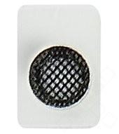 Staubschutzgitter für das Mikrofon hinten Metal für iPhone 6