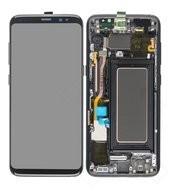 LCD + Touch für G950F Samsung Galaxy S8 - midnight black