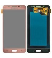 LCD + Touch für J510F Samsung Galaxy J5 (2016) - rose gold