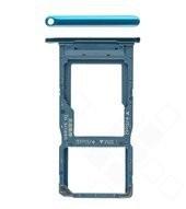 SIM Tray für POT-L21, POT-LX1 Huawei P Smart (2019), (2020) - aurora blue