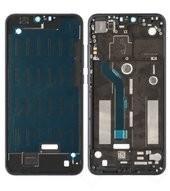 Front Frame für Xiaomi Mi 8 Lite - midnight black