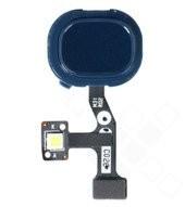 US FP + Flash LED FPCB für M315F Samsung Galaxy M31 - ocean blue