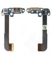 USB-Anschluss Flexkabel für HTC One M7