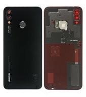 Battery Cover für (ANE-L21) Huawei P20 lite Dual - midnight black