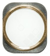 Home Button gold für Apple iPhone 6