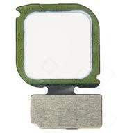 Fingerprint Sensor + Flex für Huawei P10 Lite - pearl white