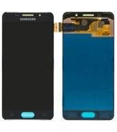Display (LCD + Touch) für A310F Galaxy A3 (2016) - black