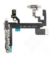 Flex Side Key + Bracket für Apple iPhone 5S