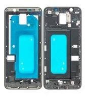 Front Cover für A605FN Samsung Galaxy A6+ (2018) - black