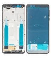 Main Frame für TA-1057, TA-1063 Nokia 3.1 - blue copper