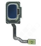 Home Button + Flex für G960F, G965F Samsung Galaxy S9, S9+ - coral blue