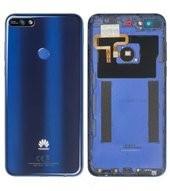 Battery Cover für LDN-L01, LDN-L21, LDN-LX3 Huawei Y7 2018 - blue