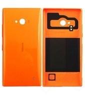 Battery Cover für Nokia Lumia 735, 730 - orange