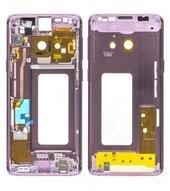 Main Frame für G960F/DS Samsung Galaxy S9 - lilac purple