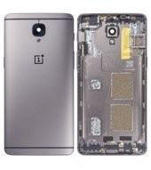 Battery Cover für (A3003) OnePlus 3 - graphite