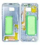 Main Frame für G955F Samsung Galaxy S8+ - coral blue