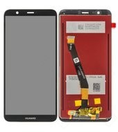 LCD + Touch für FIG-L31 Huawei P Smart - black
