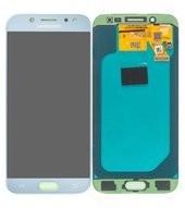 Display (LCD + Touch) für J530F Samsung Galaxy J5 2017 - blue silver